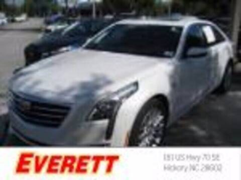 2018 Cadillac CT6 for sale at Everett Chevrolet Buick GMC in Hickory NC
