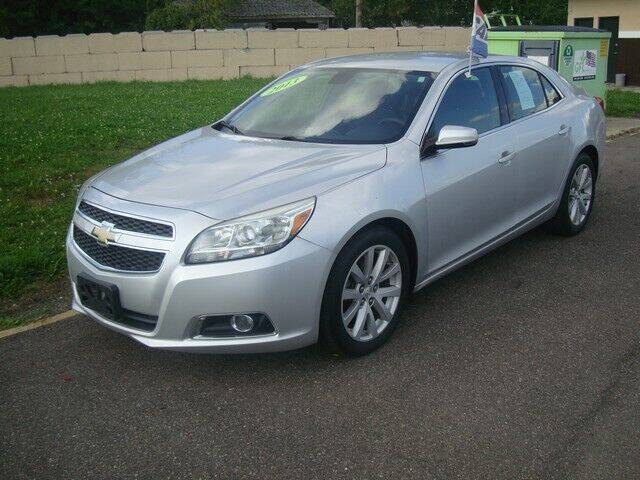 2013 Chevrolet Malibu for sale at MOTORAMA INC in Detroit MI