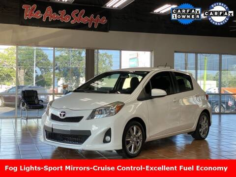 2014 Toyota Yaris for sale at The Auto Shoppe in Springfield MO