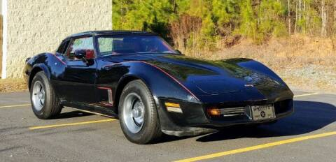 1981 Chevrolet Corvette for sale at Haggle Me Classics in Hobart IN