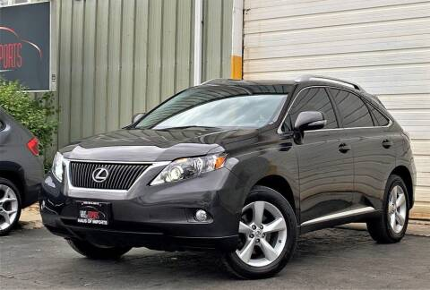 2010 Lexus RX 350 for sale at Haus of Imports in Lemont IL