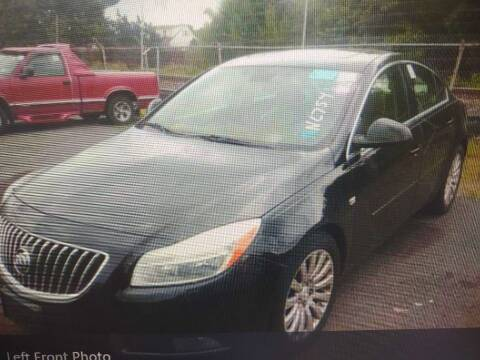 2011 Buick Regal for sale at Brick City Affordable Cars in Newark NJ