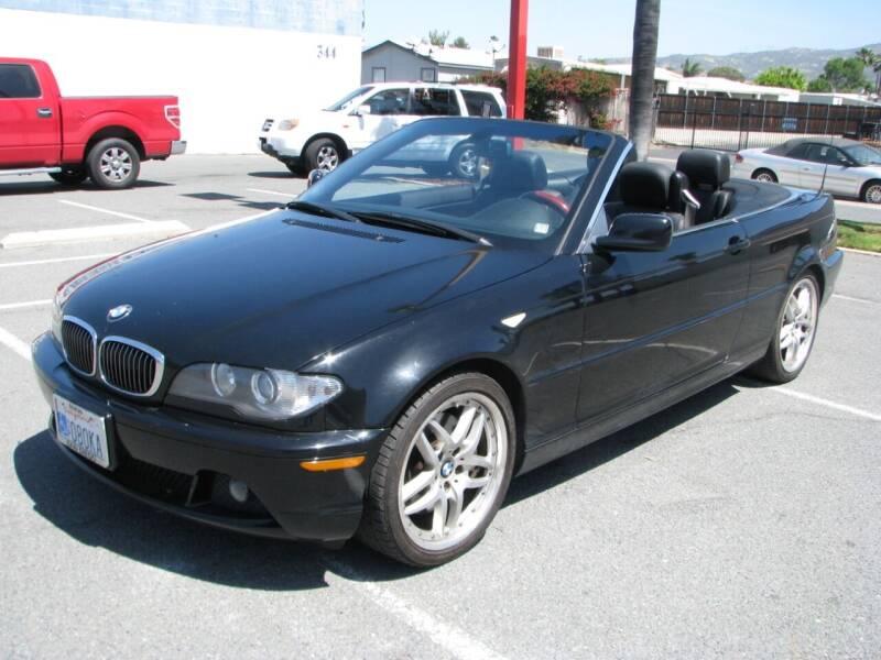 2004 BMW 3 Series for sale at M&N Auto Service & Sales in El Cajon CA