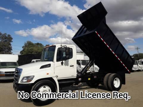 2013 Hino 268 for sale at DOABA Motors in San Jose CA