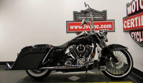 2005 Harley-Davidson Road King for sale at Certified Motor Company in Las Vegas NV