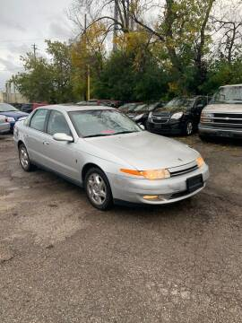 2002 Saturn L-Series for sale at Big Bills in Milwaukee WI