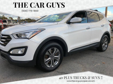 2016 Hyundai Santa Fe Sport for sale at The Car Guys in Hyannis MA
