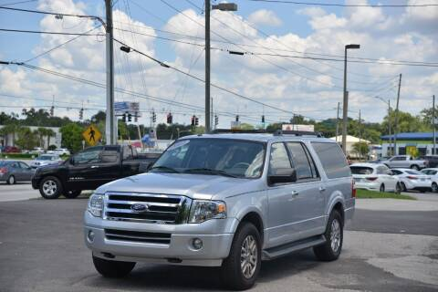 2012 Ford Expedition EL for sale at Motor Car Concepts II - Kirkman Location in Orlando FL