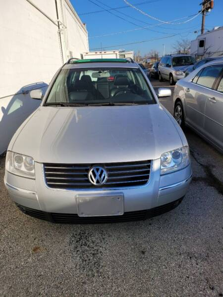 2003 Volkswagen Passat for sale at Wisdom Auto Group in Calumet Park IL