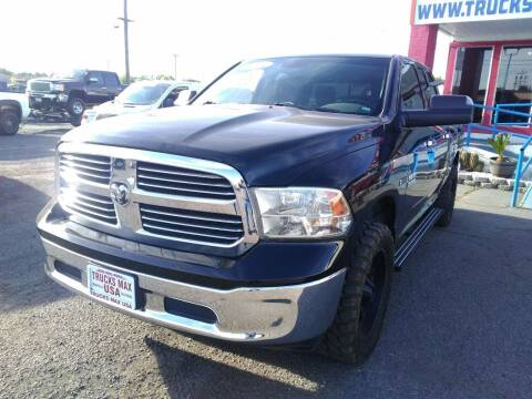 2014 RAM Ram Pickup 1500 for sale at Trucks Max USA in Manteca CA