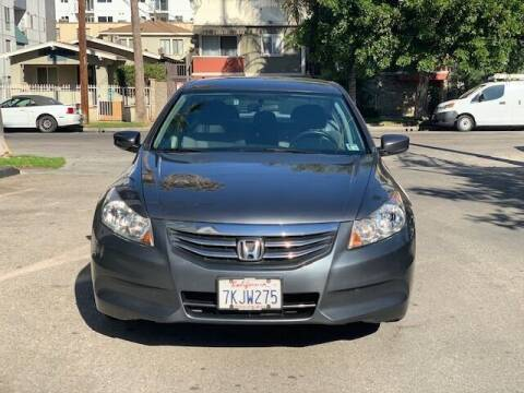 2011 Honda Accord for sale at FJ Auto Sales in North Hollywood CA