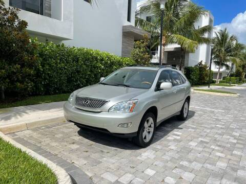 2004 Lexus RX 330 for sale at CARSTRADA in Hollywood FL