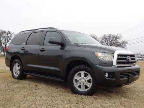 2008 Toyota Sequoia for sale at 123 Car 2 Go LLC in Dallas TX