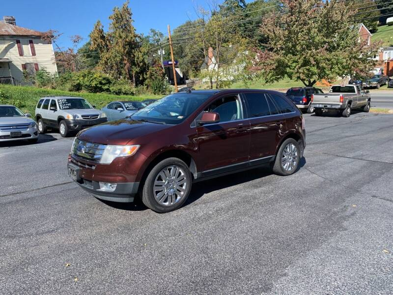 2010 Ford Edge for sale at KP'S Cars in Staunton VA