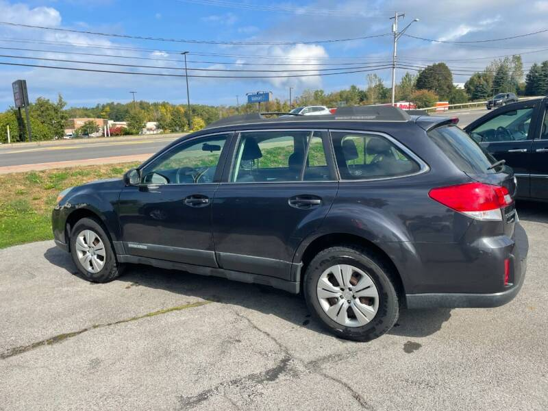 2011 Subaru Outback for sale at Mark Regan Auto Sales in Oswego NY