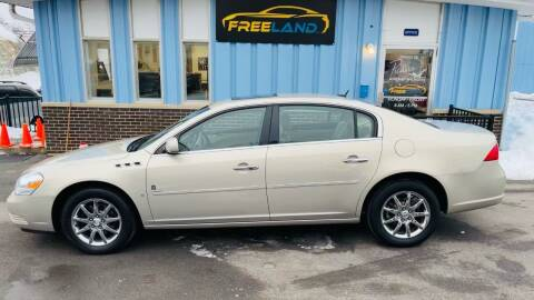 2007 Buick Lucerne for sale at Freeland LLC in Waukesha WI