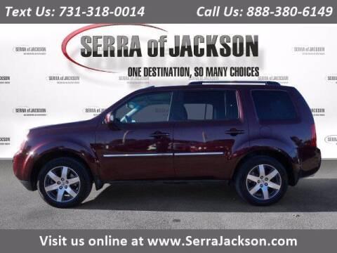 2012 Honda Pilot for sale at Serra Of Jackson in Jackson TN