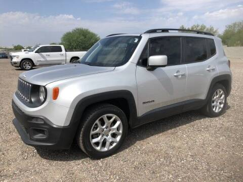2018 Jeep Renegade for sale at Curry's Cars Powered by Autohouse - AUTO HOUSE PHOENIX in Peoria AZ
