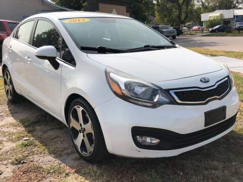 2013 Kia Rio for sale at El Tucanazo Auto Sales in Grand Island NE