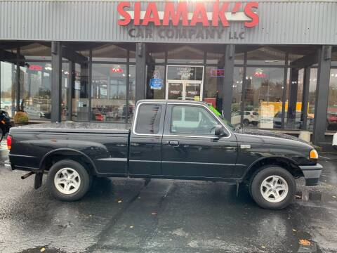 2000 Mazda B-Series Pickup for sale at Siamak's Car Company llc in Salem OR