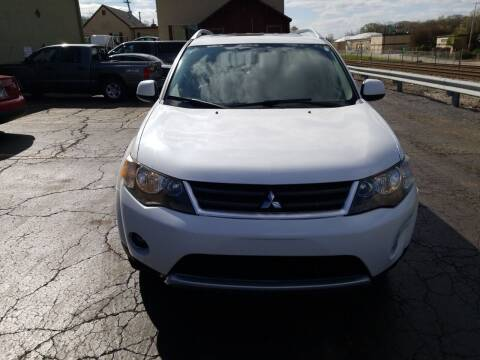 2008 Mitsubishi Outlander for sale at Discovery Auto Sales in New Lenox IL