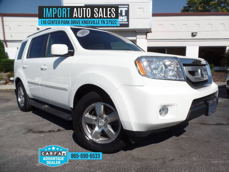 2011 Honda Pilot for sale at IMPORT AUTO SALES in Knoxville TN