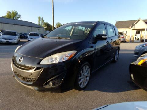 2013 Mazda MAZDA5 for sale at Creech Auto Sales in Garner NC