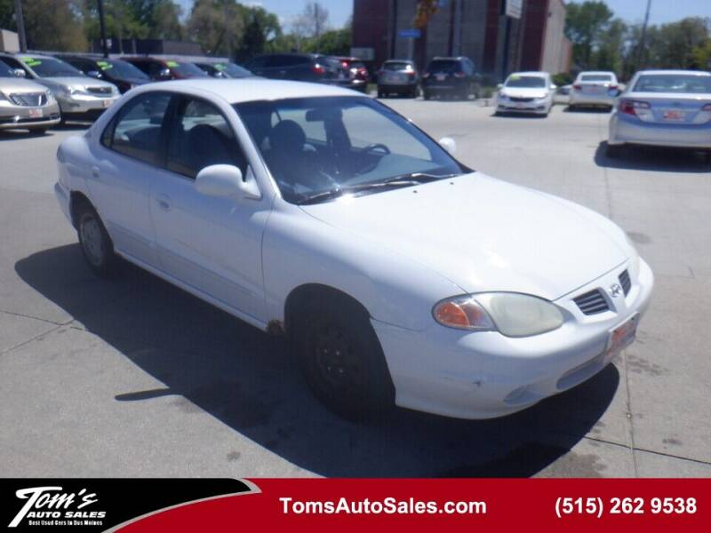 1999 Hyundai Elantra for sale in Des Moines, IA
