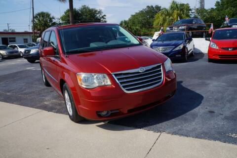 2010 Chrysler Town and Country for sale at J Linn Motors in Clearwater FL