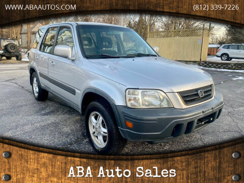 2000 Honda CR-V for sale at ABA Auto Sales in Bloomington IN