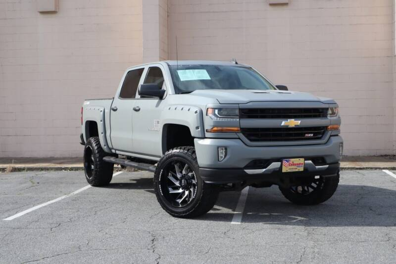 2018 Chevrolet Silverado 1500 for sale at El Compadre Trucks in Doraville GA