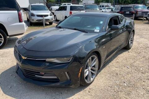2018 Chevrolet Camaro for sale at FREDY USED CAR SALES in Houston TX