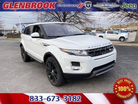 2015 Land Rover Range Rover Evoque for sale at Glenbrook Dodge Chrysler Jeep Ram and Fiat in Fort Wayne IN