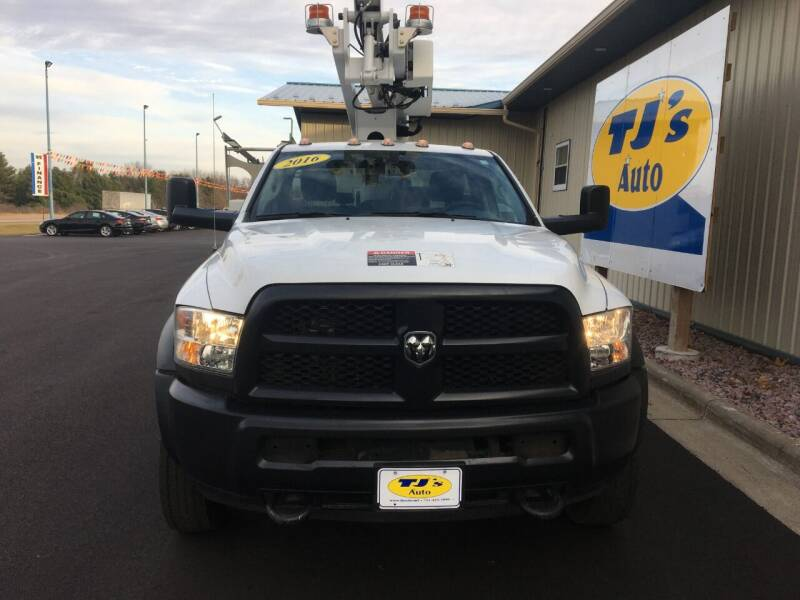 2016 RAM Ram Chassis 4500 4X2 2dr Regular Cab 144.5 in. WB - Wisconsin Rapids WI