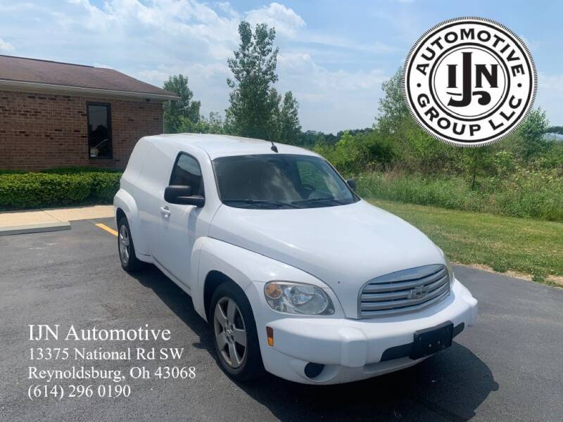 2011 Chevrolet HHR for sale at IJN Automotive Group LLC in Reynoldsburg OH