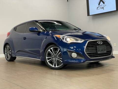 2016 Hyundai Veloster for sale at TX Auto Group in Houston TX