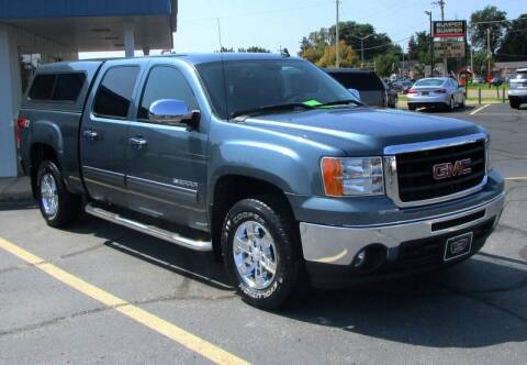 2011 GMC Sierra 1500 for sale at Clapper MotorCars in Janesville WI