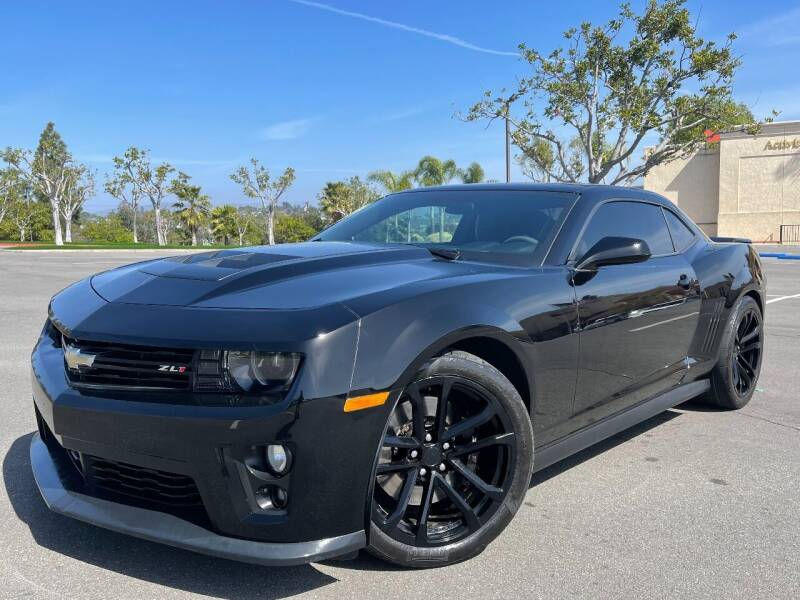 2014 Chevrolet Camaro for sale at Automaxx Of San Diego in Spring Valley CA