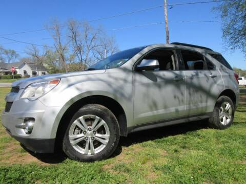2013 Chevrolet Equinox for sale at Beckham's Used Cars in Milledgeville GA
