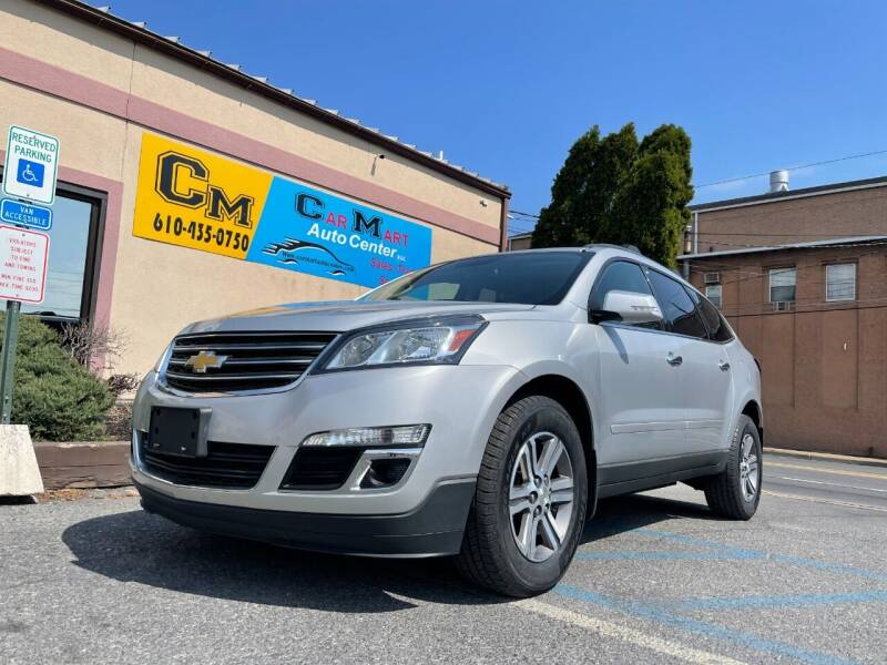 2016 Chevrolet Traverse for sale at Car Mart Auto Center II, LLC in Allentown PA