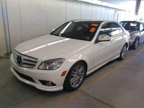 2008 Mercedes-Benz C-Class for sale at MOUNT EDEN MOTORS INC in Bronx NY