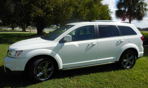 2017 Dodge Journey for sale at Performance Autos of Southwest Florida in Fort Myers FL