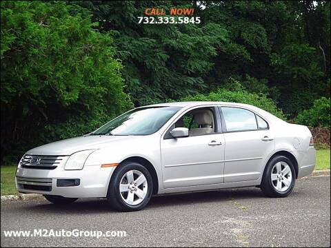 2008 Ford Fusion for sale at M2 Auto Group Llc. EAST BRUNSWICK in East Brunswick NJ