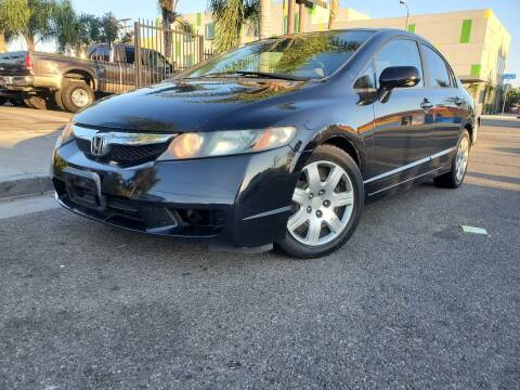 2010 Honda Civic for sale at GENERATION 1 MOTORSPORTS #1 in Los Angeles CA