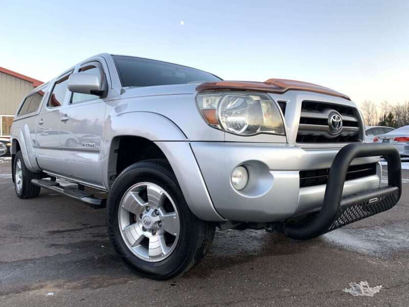 2009 Toyota Tacoma for sale at LUXURY IMPORTS in Hermantown MN