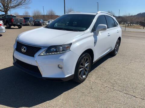 2015 Lexus RX 350 for sale at Steve Johnson Auto World in West Jefferson NC