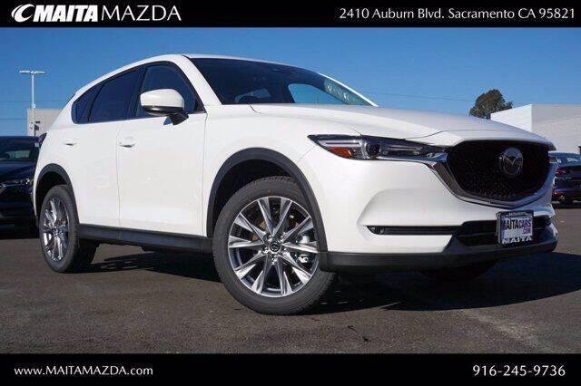 2021 Mazda CX-5 for sale in Sacramento, CA