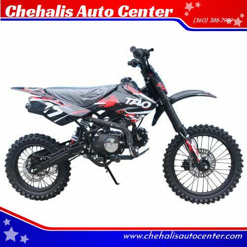 2021 Tao DB17 for sale at Chehalis Auto Center in Chehalis WA