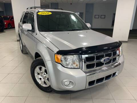 2010 Ford Escape for sale at Auto Mall of Springfield in Springfield IL
