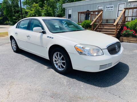 2008 Buick Lucerne for sale at BRYANT AUTO SALES in Bryant AR